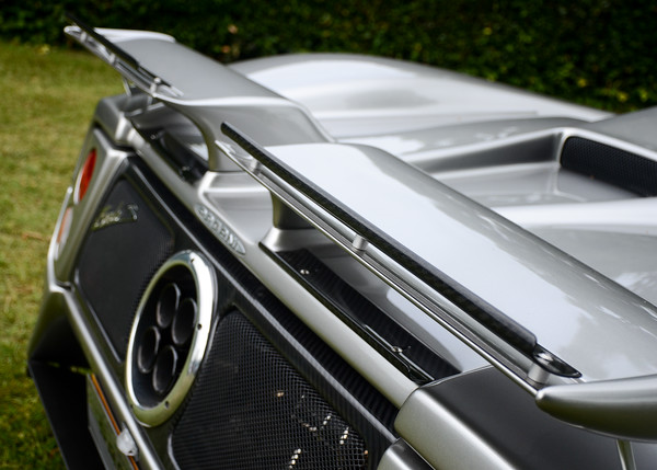 Zonda Wing(s) and Exhaust