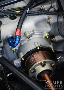 Driveshaft Meets Transmission