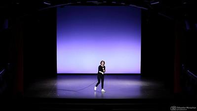 Marina Rollman - Festival du rire de Genève - 2014