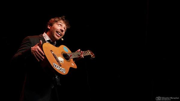 David Bosteli - Festival du rire de Genève - Casino-Théâtre - 28 mars 2015