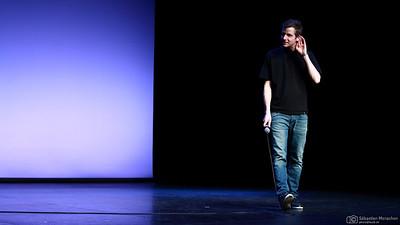 Nathanaël Rochat - Festival du rire de Genève - 2014