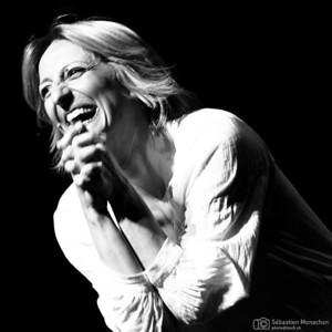Cécile Giroud - Festival du rire de Genève - 2014