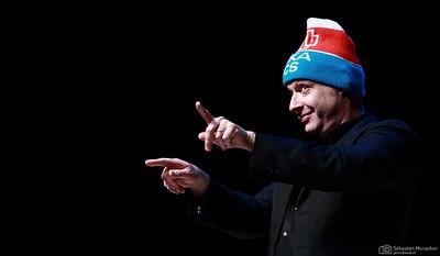 Laurent Nicolet - Festival du rire de Genève - 2014