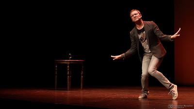 David Cuñado - Festival du rire de Genève - Casino-Théâtre - 27 mars 2015