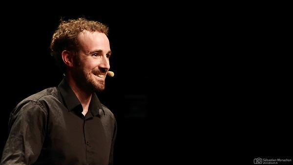 Bastien Le Moan - Festival du rire de Genève - Casino-Théâtre - 28 mars 2015
