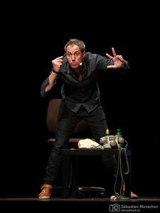 Daniel Camus - Festival du rire de Genève - Casino-Théâtre - 27 mars 2015