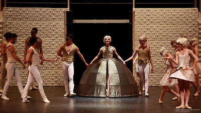 Roméo et Juliette - Chorégraphie Federico Veratti - Ballet de Milan - Palais de Beaulieu - Lausanne - 17 avril 2016