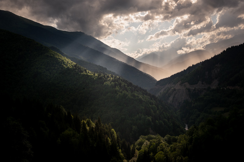 V for Svaneti