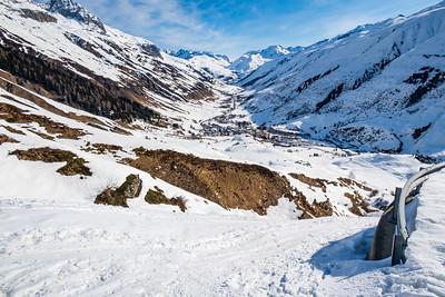 Skitour Realp - Furkapass