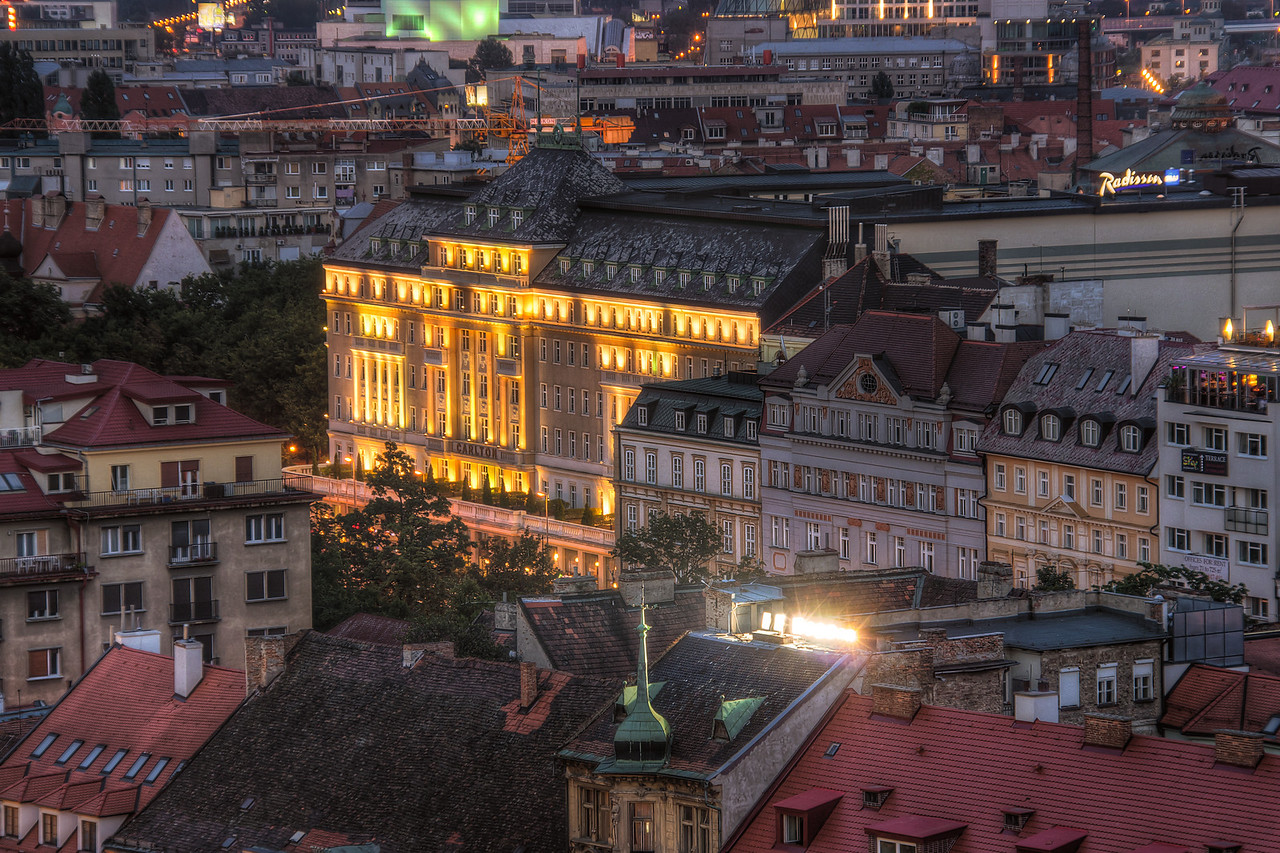 First to turn on the lights