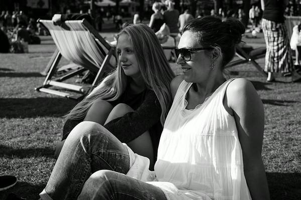 Thelma og Erna María
