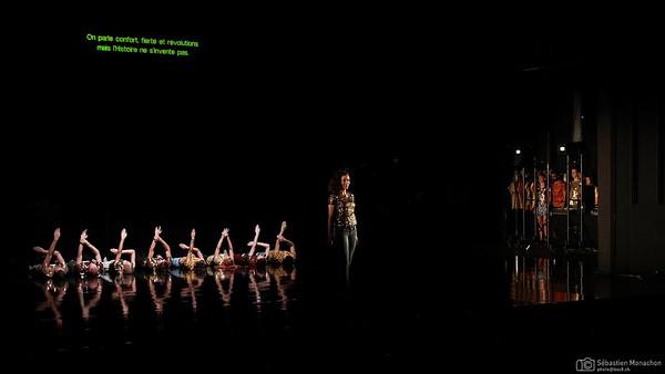 Sound of Music - MeS Yan Duyvendak - Générale - Théâtre Forum Meyrin - La Bâtie-Genève Festival - 28 août 2015