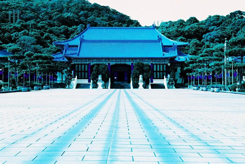 Lomo Turquoise - EI 400 -