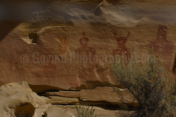 Native American Petroglyphs