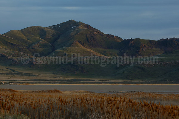 Oquirrh Mountains and Antelope Island SP