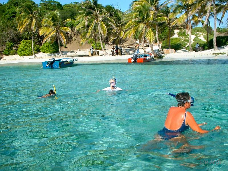 Cruising Grenadines