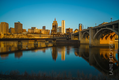 Early Morning in St. Paul