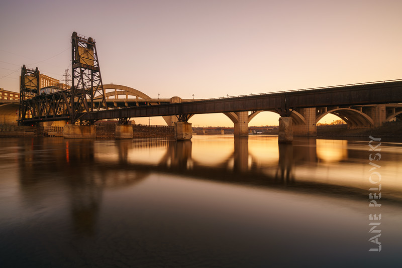 St. Paul - Bridges Across the Mississippi