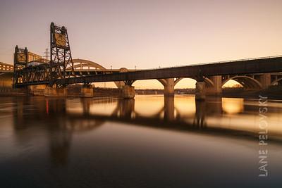 St. Paul - Bridges Across the Mississippi