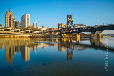 St. Paul Mississippi Riverfront
