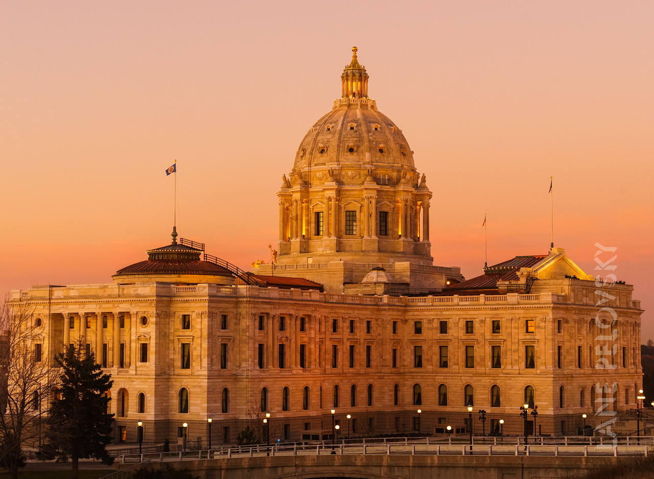 Capitol of Minnesota