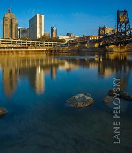 St. Paul Riverfront Water
