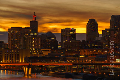 Golden St. Paul