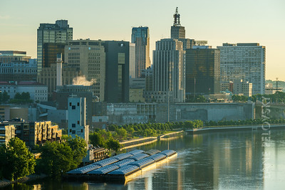 Early Morning St. Paul