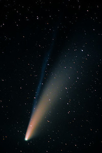 NEOWISE Stacked