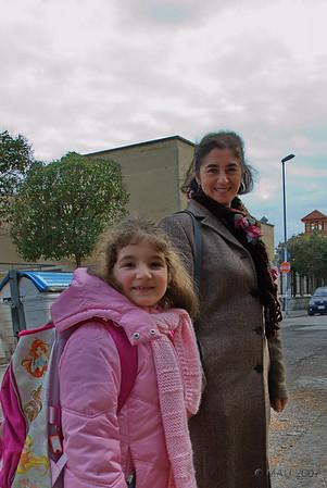 Nos despedimos de Rosaria e Iris - We say Goodbye to Rosaria and Iris