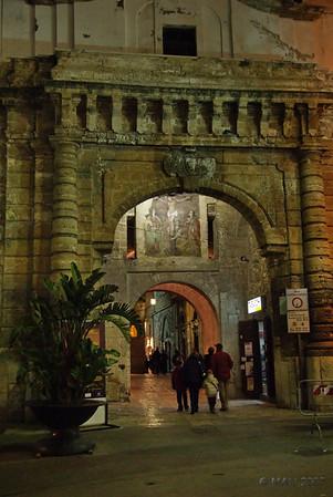 Polignano a Mare (Bari), Italia