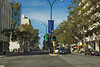 Amplias avenidas con poco tráfico.<br /> <br /> Wide avenues with ñittñe traffic.