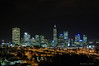 Vista nocturne del centro de Perth.<br /> <br /> Night view of downtown Perth.