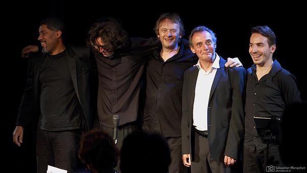 """""""Trafic d'âmes"""" - Alain Nitchaeff - Esprit Frappeur - Lutry - 10 mai 2015"""