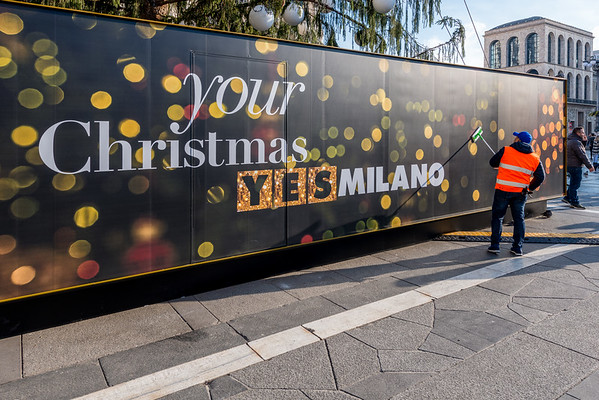 A Day in Milano (16.12.2017)