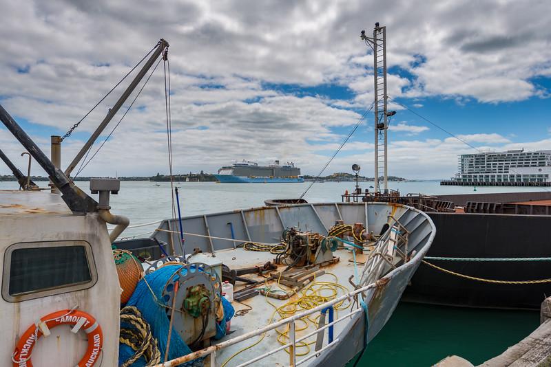 Ovation to the Seas