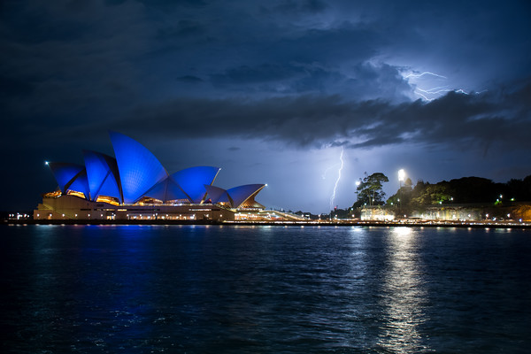 Storm At The Opera