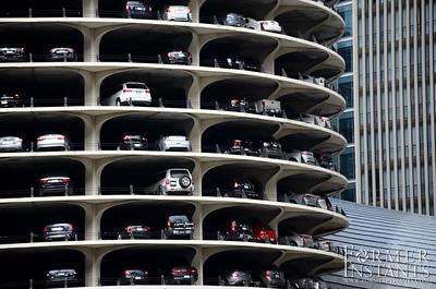 Architectural garage