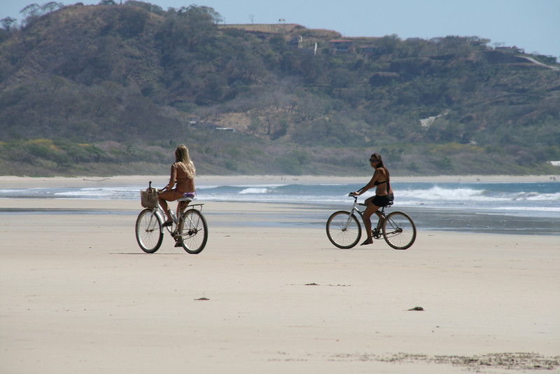 On Playa Grande