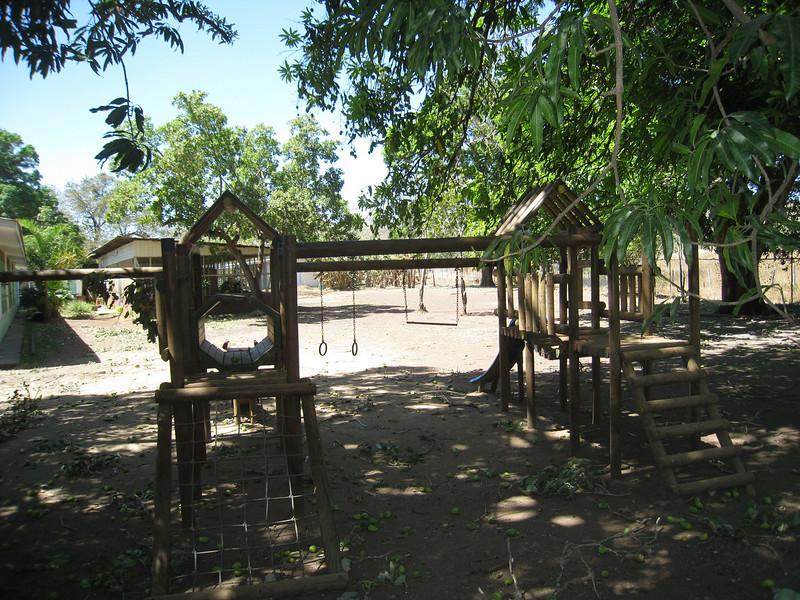 Matapalo playground
