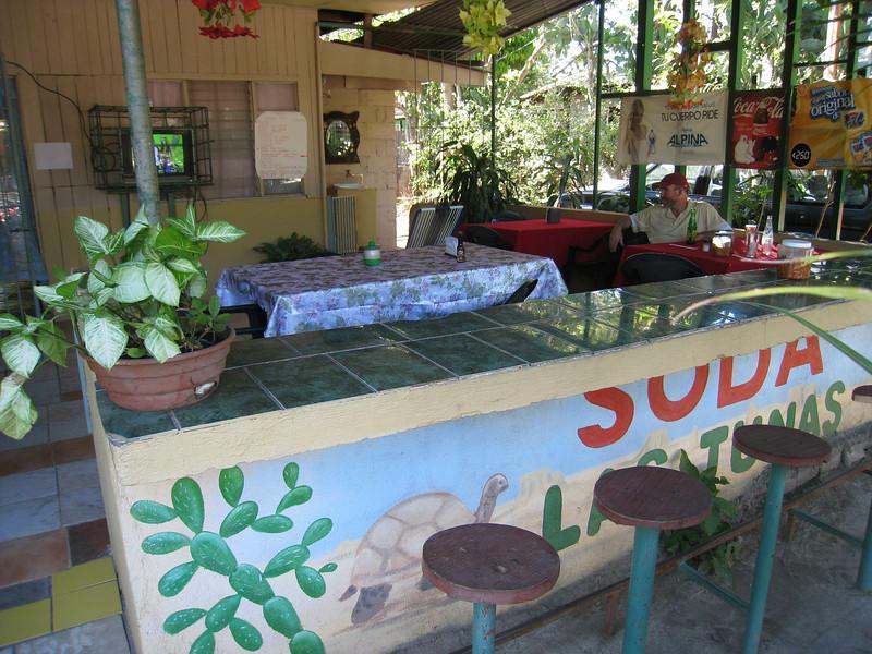 Las Tunas restaurant in Matapalo