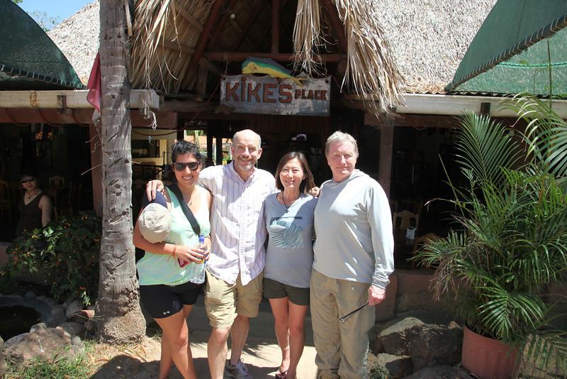 Sarah, Dave, Wanny & Mason