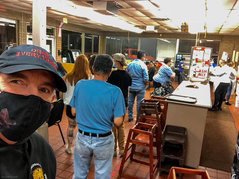 Chico's Tacos, El Paso, TX