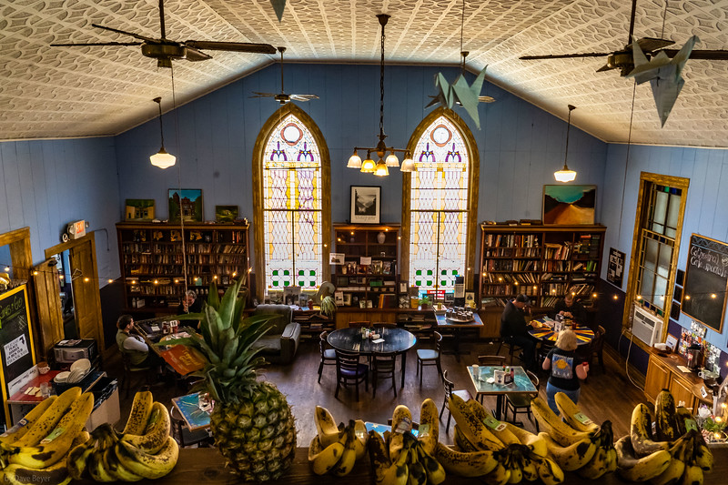 Cathedral Café, Fayetteville, WV