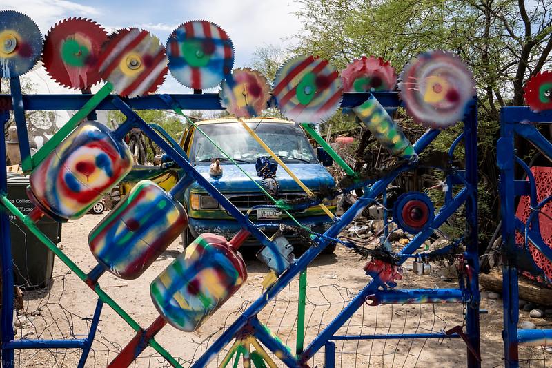 Casa Goofy International, Tucson, AZ