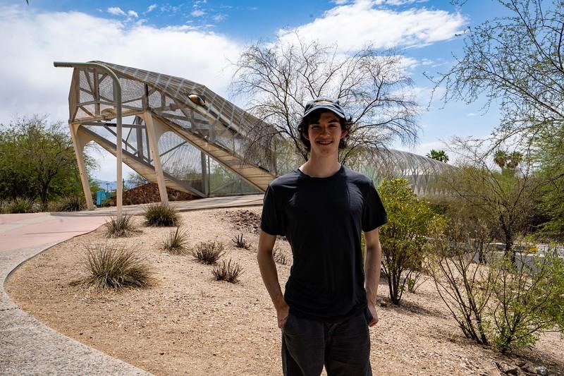 Rattlesnake Bridge, Tucson, AZ