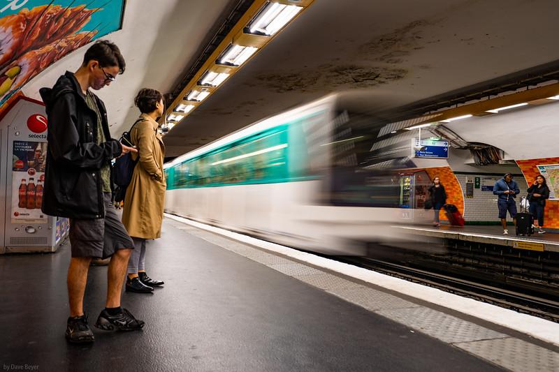 Ligne 6, Paris metro