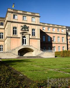 Neues Schloss Courtyard