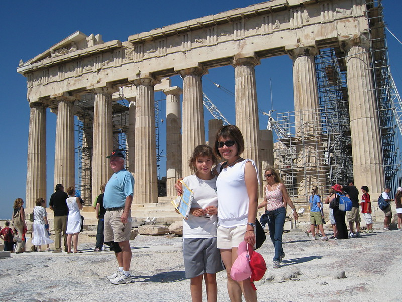 The Parthenon, Athens