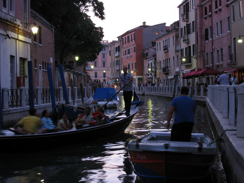 45-minute gondola rides were about 80 Euros ($130)